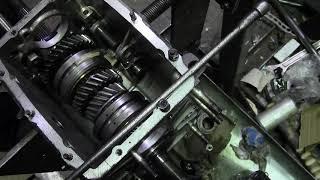 Сборка КПП ВАЗ классика . Ремонт КПП ВАЗ 2107 (часть 3 )