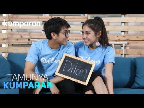 Main Games Bareng Cast 'Dilan 1990' | #Tamunyakumparan
