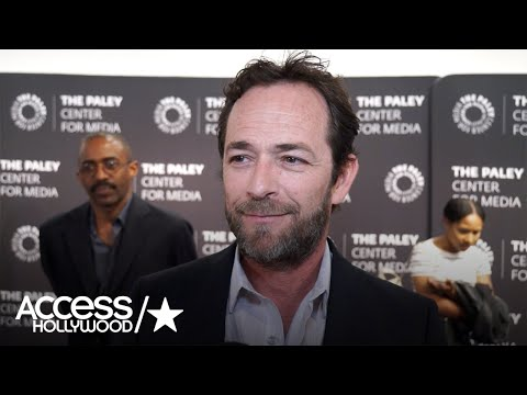Luke Perry Talks Fred Andrews' Love Life & Mary's Comment That 'Riverdale' Isn't A Safe Town Anymore