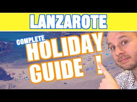 LANZAROTE Holiday Guide