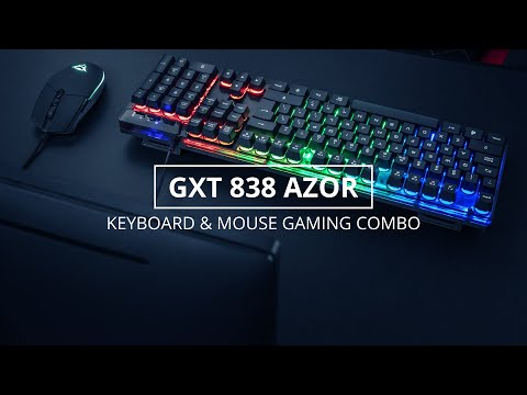 GXT 838 Azor Gaming Combo