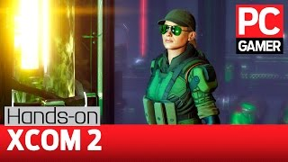 XCOM 2: Hands-on Gameplay