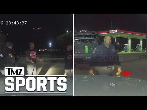 Steve Francis Arrest Video Shows NBA Star Cussing Out Cops,
