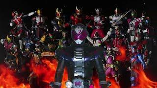 Heisei Kamen Rider Kuuga-Zi-o Henshin Sound (HD) thumbnail