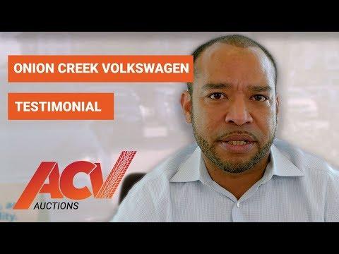 Travis Benford from Onion Creek Volkswagen - Texas - ACV Auctions Testimonial