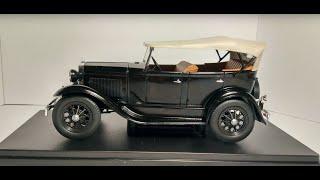 ГАЗ-А Легендарные советские автомобили