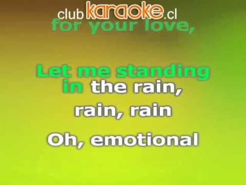 Karaoke  waiting for your love Los pericos www clubkaraoke cl