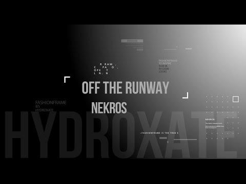 Warframe: Off The Runway - Nekros Fashionframe