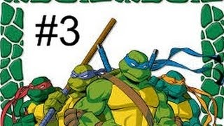 [PS2]Teenage Mutant Ninja Turtles(TMNT). Прохождение #3