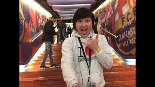Как Барселона громила Челси на глазах кыргызстанца // влог болельщика
