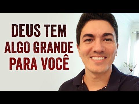 O INIMIGO SE LEVANTA QUANDO DEUS TEM ALGO GRANDE PRA VOCÊ (Ao Vivo) - Pastor Antonio Junior
