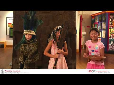 Peabody Museum Pre-Visit Video