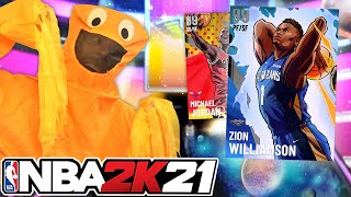 Dark Matter ZION WILLIAMSON is HERE! NBA 2K21