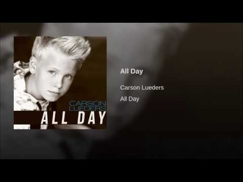 Carson Lueders - All Day (Audio)