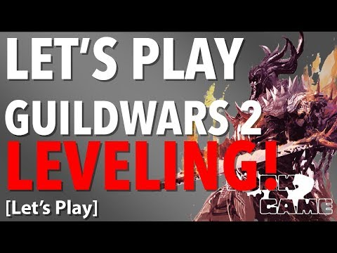 Let's Play Guild Wars 2 Leveling 53+ and More! thumbnail