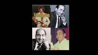 Bishan Chacha- Amjad Khan- Yaarana 1981 Songs- Mohammed Rafi Songs- Rajesh Roshan- Anjaan