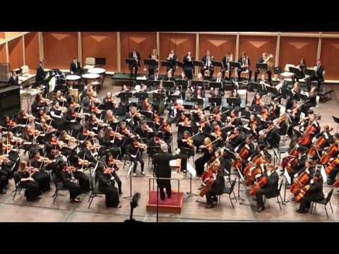 Milwaukee Youth Symphony Metropolitan Orchestra,  Enigma Variations