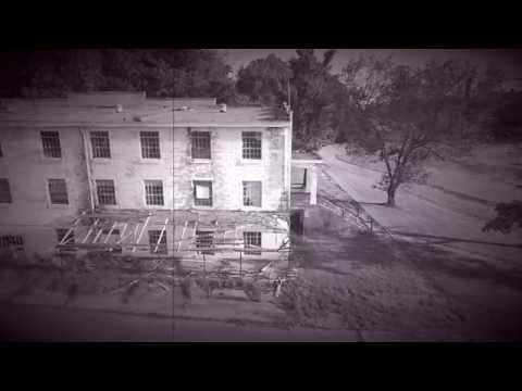 Drone view, drone in the past? 1911. Crownsville Hospital Center in Maryland (insane asylum)