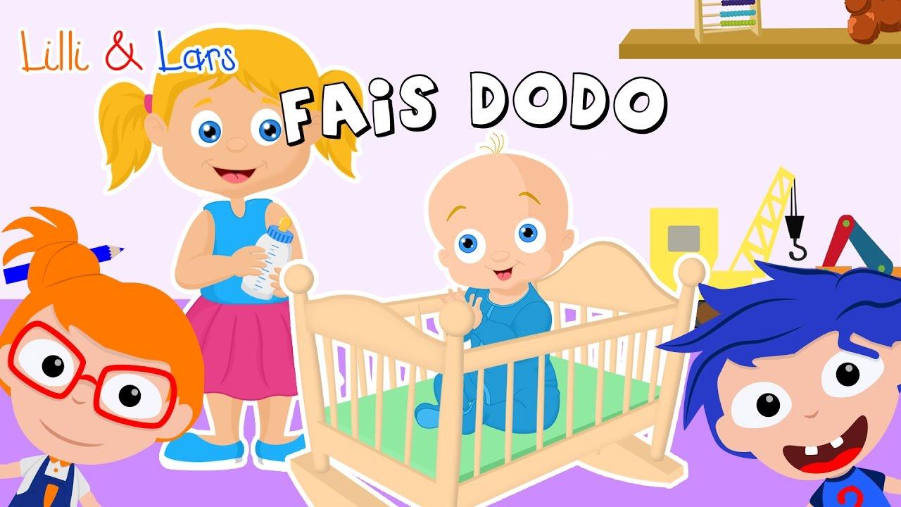 fais dodo cola mon petit frere parole comptine pour bebe pour dormir youtube. Black Bedroom Furniture Sets. Home Design Ideas