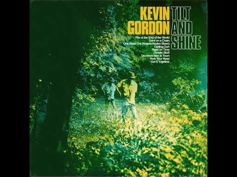 """Kevin Gordon """"Saint on a Chain"""""""
