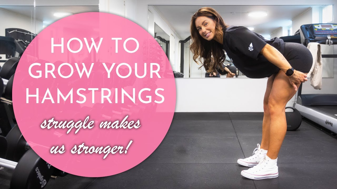 This Workout Will Make Your Hamstrings Grow