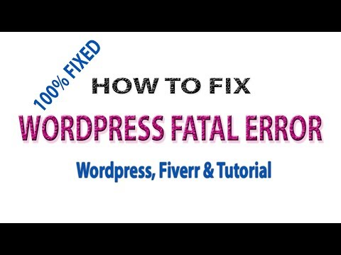 Download - fix fatal error video, ps ytb lv