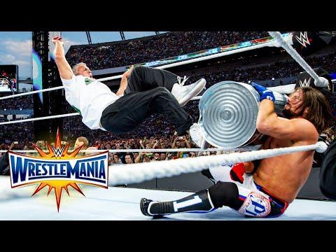 wrestlemania 33 - 0 - WrestleMania 33 – Thoughts & Analysis