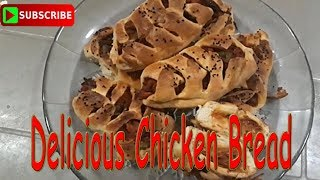 Chicken Bread - How To Make Chicken Bread - Easy Cooking Recipe