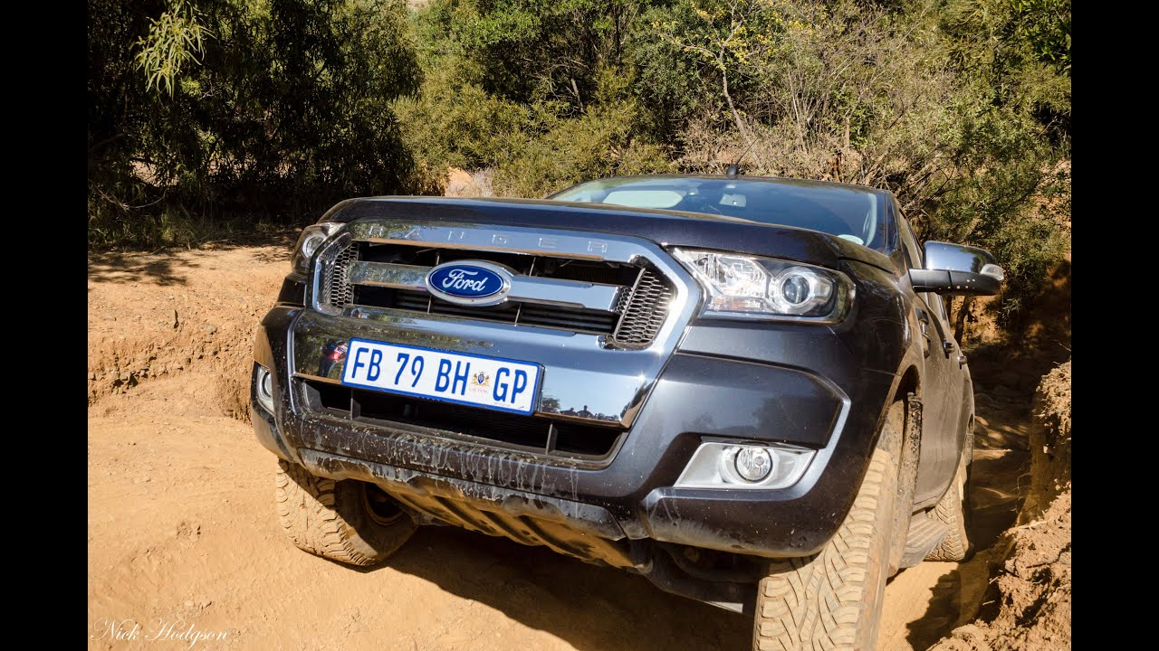 ford ranger 2016 dominates offroad 4x4 test at hennops. Black Bedroom Furniture Sets. Home Design Ideas