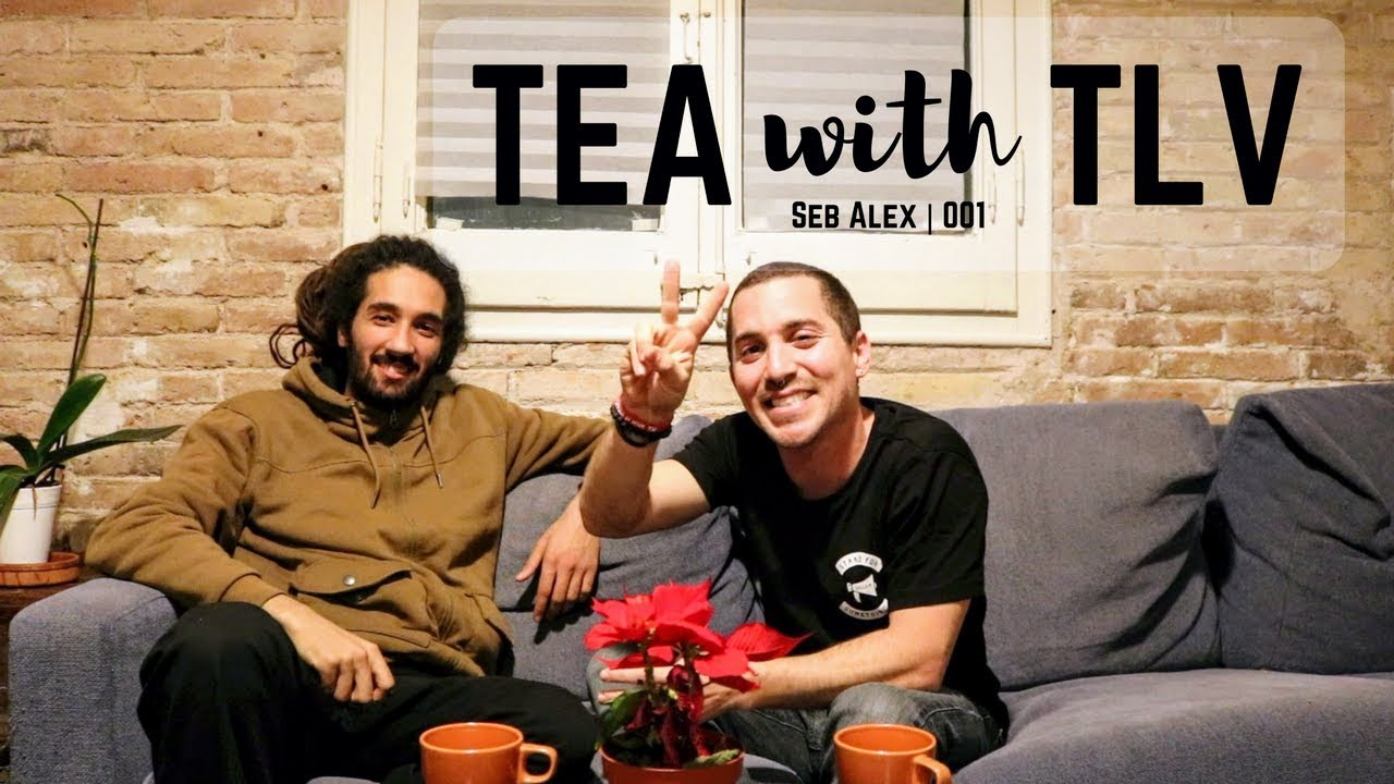 Full Time Activism...And Hummus | Seb Alex Interview