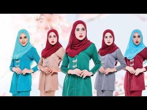 Baju Kurung Muslimah | Call 012-404 2202 | Baju Kurung Moden 2017