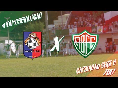 Sport-ES 2×1 Rio Branco FC – 3ª Rodada do Campeonato Capixaba Série B (09/04/2017)