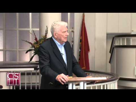 Master Plan for Discipleship with Robert Coleman - Session 1 of 9 - Incarnation
