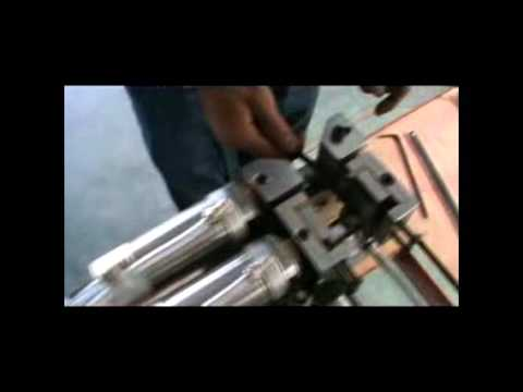 How to produce cable plugs-cable plug making machine