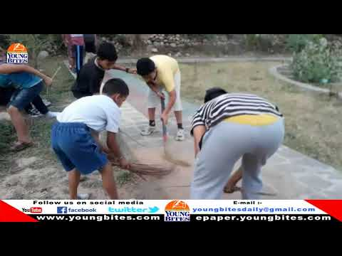 Tawi Eco Park walkers appeal people to leave drugs