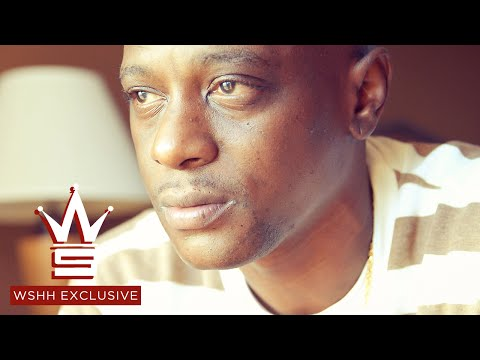 Boosie Badazz Smile To Keep From Crying (WSHH Exclusive - Of