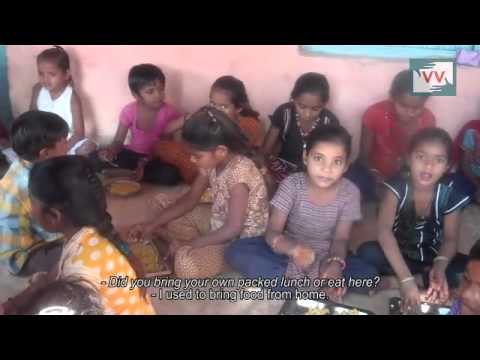 Impact: Corruption free meals in one village in Gujarat!