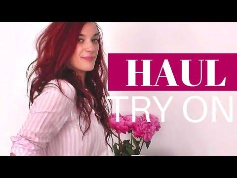 Mini-Haul & Try On (Zara, Mango, H&M, Massimo Dutti, Asos)