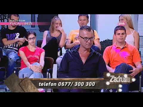 Zadruga, narod pita - Milan priča o vođenju ljubavi kom je prisustvovao - 09.08.2018.