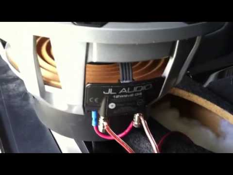 jl audio subwoofer wiring jl image wiring diagram correct way to make a 12w6 an 8 ohm on jl audio subwoofer wiring