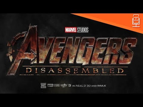 Chino - A SNEAK PEEK ON HOW MARVEL WILL HANDLE AVENGERS 4 TRAILER