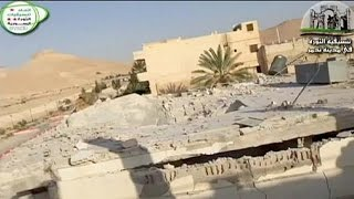 At least 400 killed by ISIL in Palmyra - Syrian TV