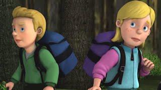 Doppelte Gefahr! 🚒Feuerwehrmann Sam ⭐️ Zeichentrick für Kinder