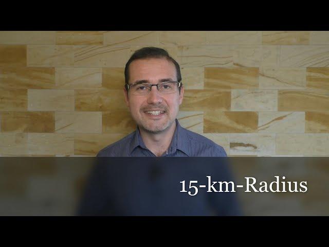 15-km Radius - Warum legt man uns nicht an eine 10 oder 5 km kurze Leine?