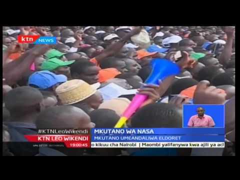 Vigogo wa chama cha NASA wakita kambi Eldoret kwenye mkutano wao wa kwanza