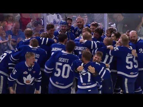 2018 Calder Cup Champions: Toronto Marlies