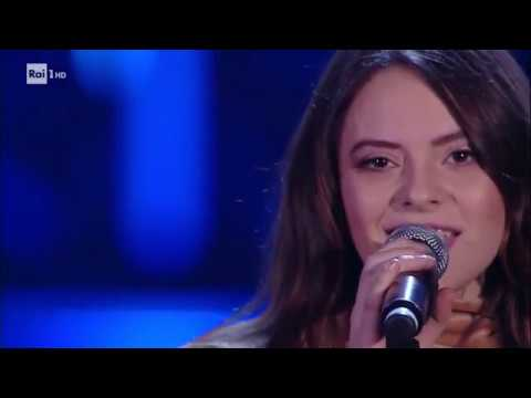 """Francesca Michielin, """"Io non abito al mare""""- Che tempo che fa 14/01/2018"""