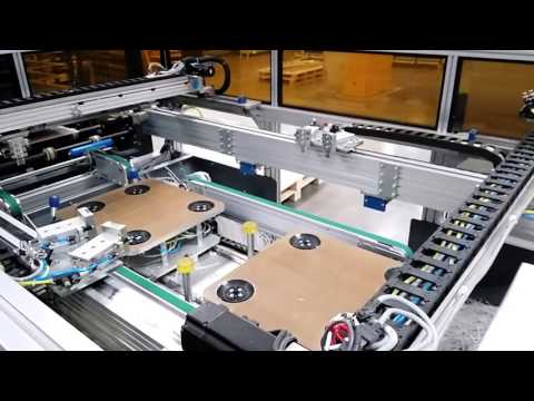 Automatic edge cutting machine for solar panel(PV modules)