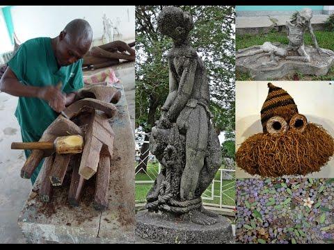 145c. ΚΌΝΓΚΟ-CONGO (RDC): Musée national de Kinshasa, Académie des beaux-arts de Kinshasa