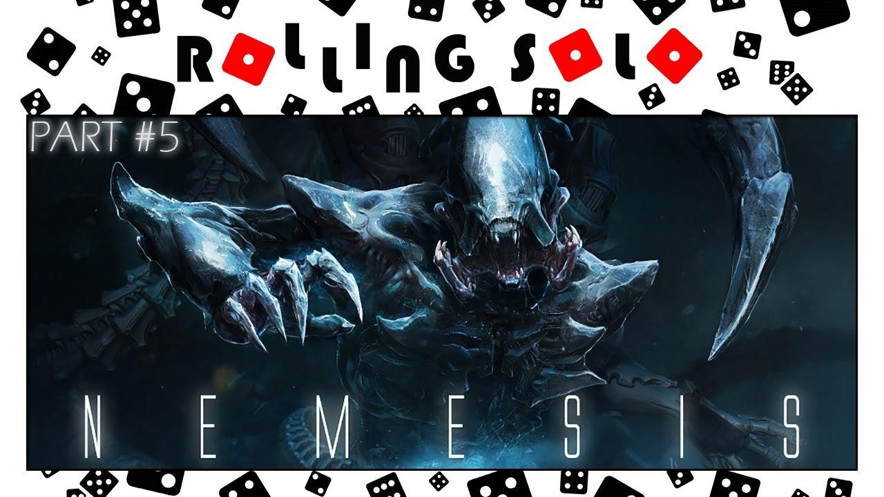 Nemesis | Part #5